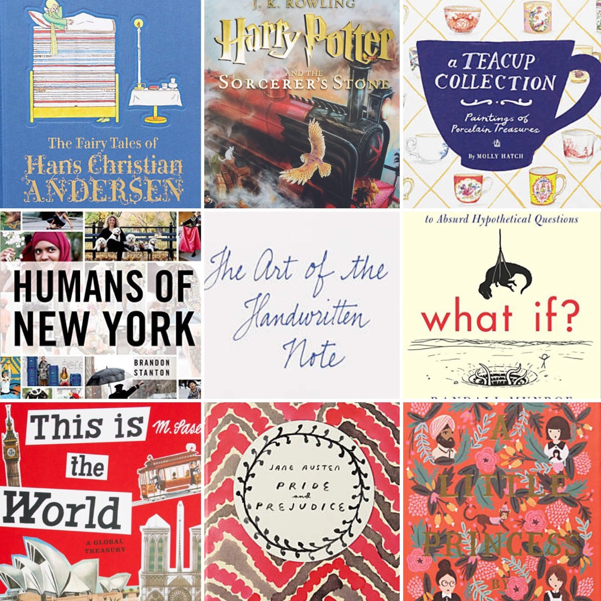 Ten Books that Make Great Gifts | Book Fifty