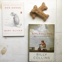 Mary Oliver and Billy Collins