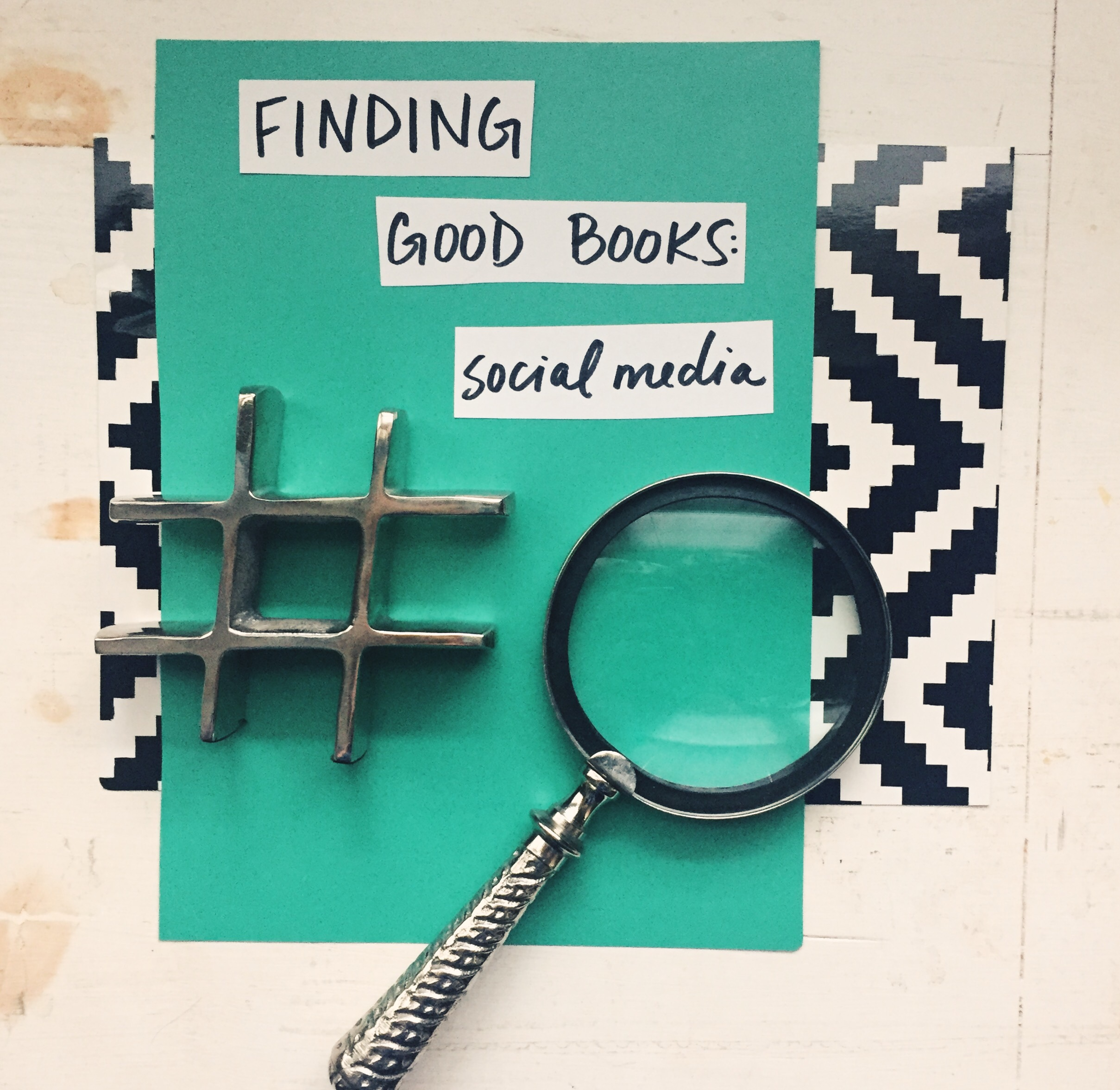 Finding Good Books: Social Media