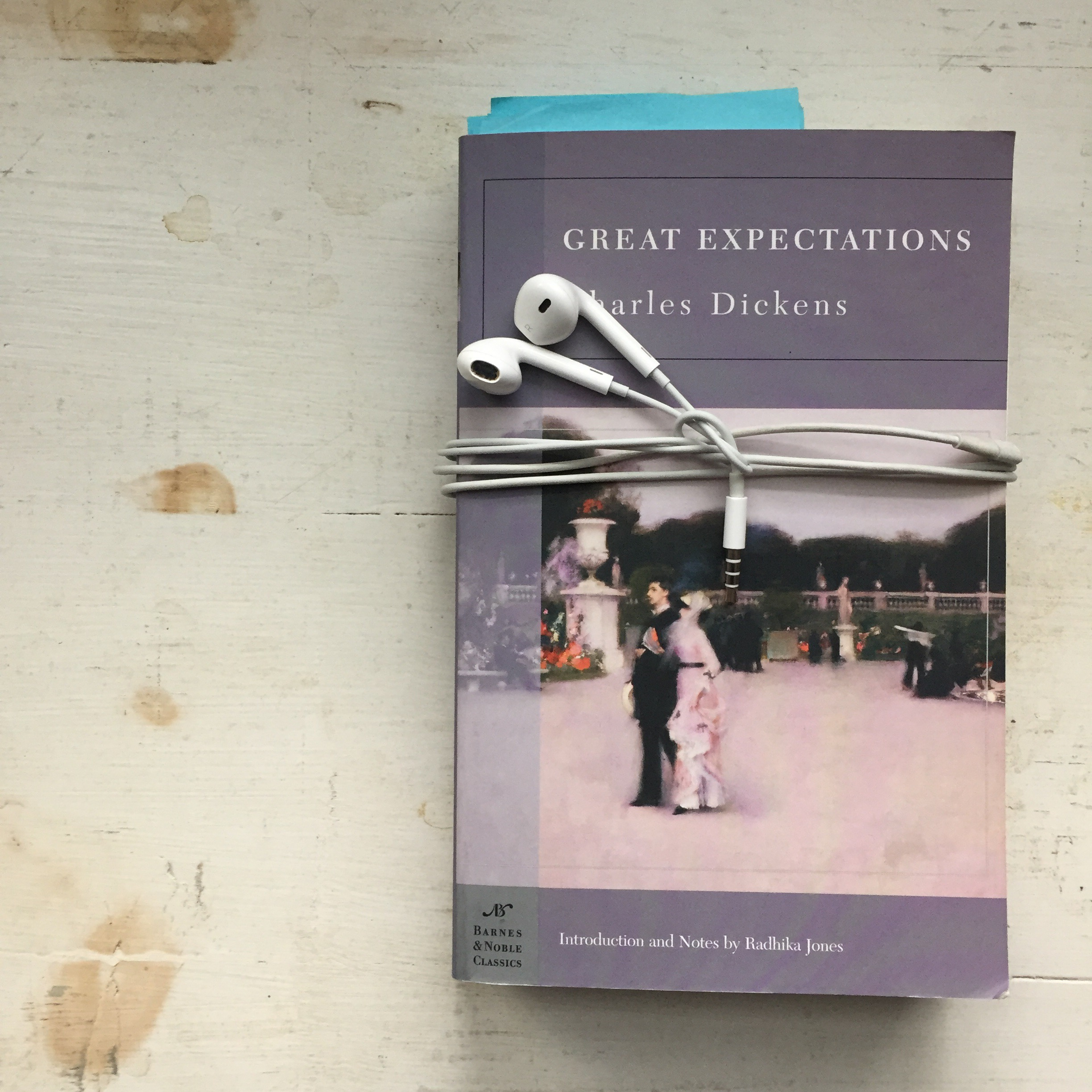 Great Expectations on Audible