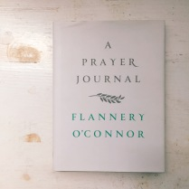Flannery O'Connor's Prayer Journal