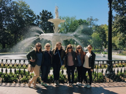 Girls' Trip to Savannah