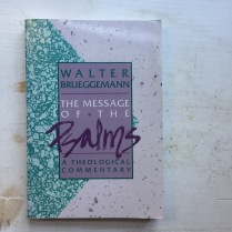 The Message of the Psalms